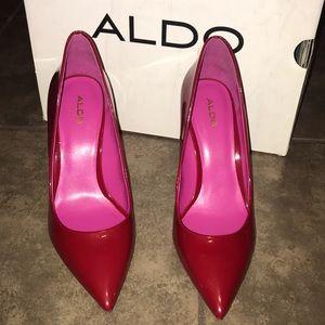Aldo Red Heels